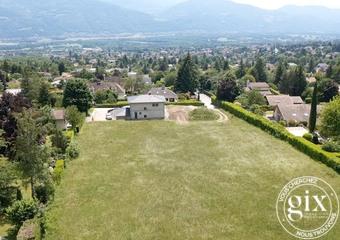 Vente Terrain 788m² Saint-Ismier (38330)
