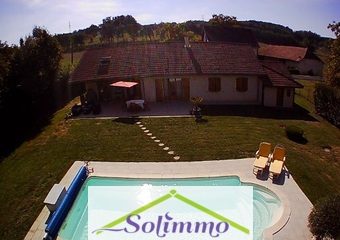 Location Maison 6 pièces 150m² Romagnieu (38480) - Photo 1