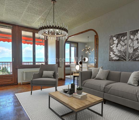 Vente Appartement 4 pièces 78m² Annemasse (74100) - photo