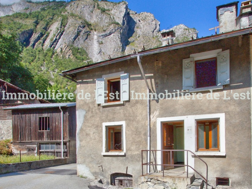 Vente Maison 6 pièces 82m² Saint-Martin-d'Arc (73140) - photo