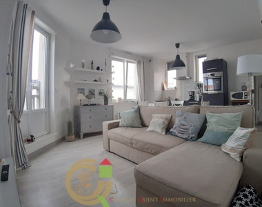 Vente Appartement 3 pièces 46m² Merlimont (62155) - photo