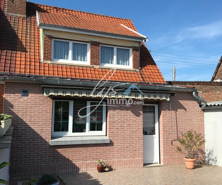 Vente Maison 6 pièces 100m² Isbergues (62330) - photo