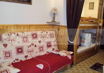 Vente Appartement 1 pièce 16m² Bellevaux (74470) - photo