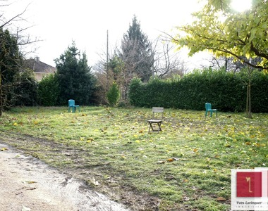 Sale Land 460m² Saint-Égrève (38120) - photo