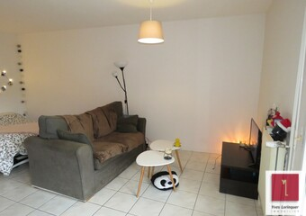 Renting Apartment 1 room 33m² Sassenage (38360) - Photo 1