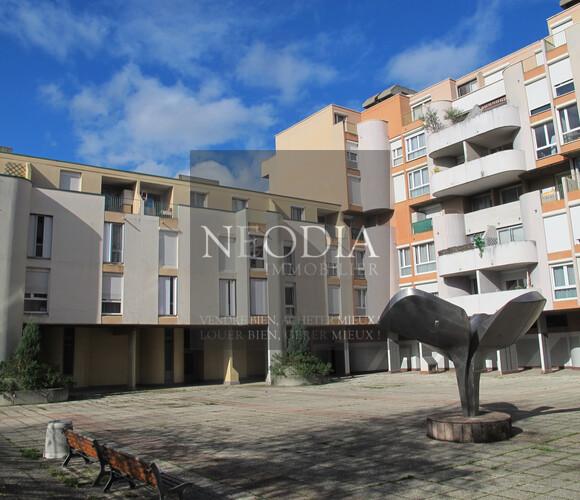 Vente Appartement 4 pièces 91m² Échirolles (38130) - photo