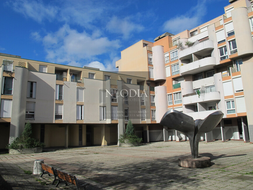 Vente Appartement 91m² Échirolles (38130) - photo