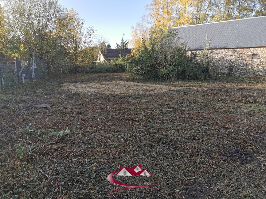 Sale Land 1 000m² Faverolles (28210) - photo