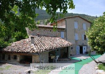Vente Maison 8 pièces 300m² Saillans (26340) - photo