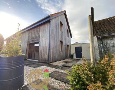 Location Maison 3 pièces 65m² Maresquel-Ecquemicourt (62990) - photo