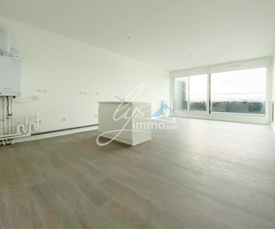 Vente Appartement 3 pièces 66m² Lomme (59160) - photo
