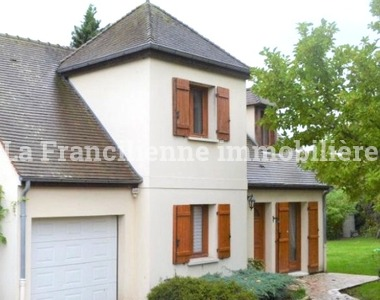Vente Maison 5 pièces 100m² Saint-Mard (77230) - photo