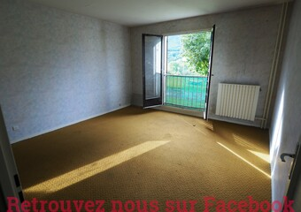 Vente Appartement 1 pièce 35m² Saint-Jean-en-Royans (26190) - photo