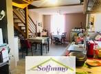 Vente Maison 4 pièces 90m² Saint-André-le-Gaz (38490) - Photo 5