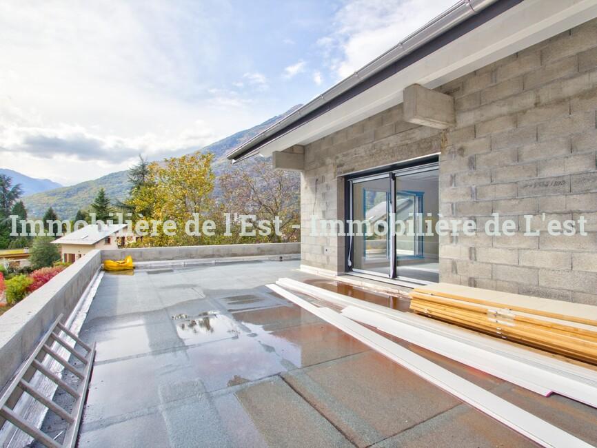 Vente Appartement 5 pièces 103m² La Chambre (73130) - photo