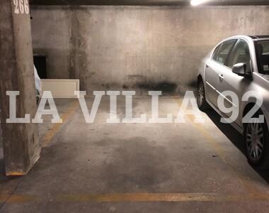 Location Garage Asnières-sur-Seine (92600) - photo
