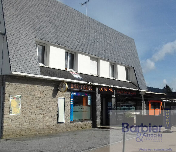 Vente Immeuble 205m² Questembert (56230) - photo