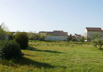 Vente Terrain 1 410m² Bourg-lès-Valence (26500) - Photo 1