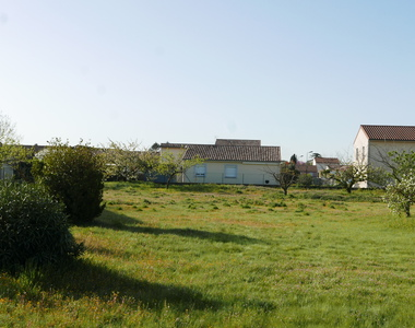 Vente Terrain 1 410m² Bourg-lès-Valence (26500) - photo
