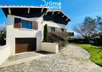Vente Maison 6 pièces 131m² Saint-Marcel-lès-Valence (26320) - Photo 1