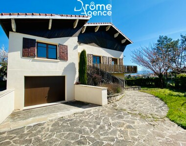 Vente Maison 6 pièces 131m² Saint-Marcel-lès-Valence (26320) - photo