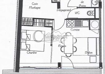 Vente Appartement 2 pièces 44m² CHAMROUSSE - Photo 1