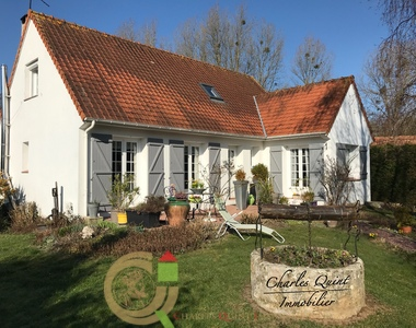 Vente Maison 7 pièces 152m² Montreuil (62170) - photo