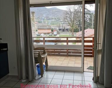 Location Appartement 2 pièces 40m² Saint-Jean-en-Royans (26190) - photo