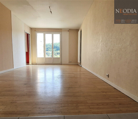 Vente Appartement 77m² Échirolles (38130) - photo
