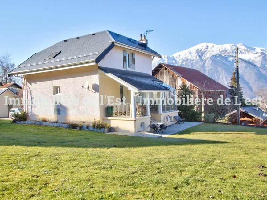 Vente Maison 5 pièces 153m² Bonvillard (73460) - photo