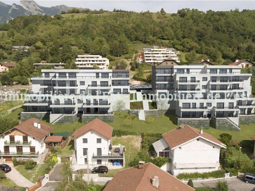 Vente Appartement 4 pièces 122m² Albertville (73200) - photo