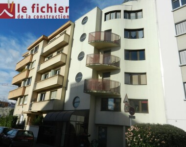 Vente Appartement 1 pièce 25m² Grenoble (38100) - photo