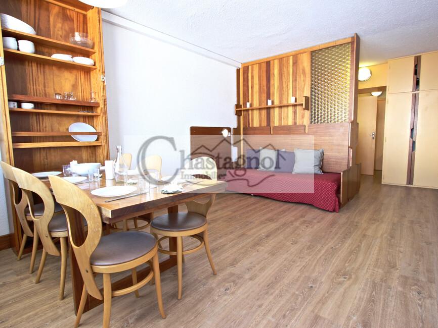 Vente Appartement 1 pièce 28m² Chamrousse (38410) - photo