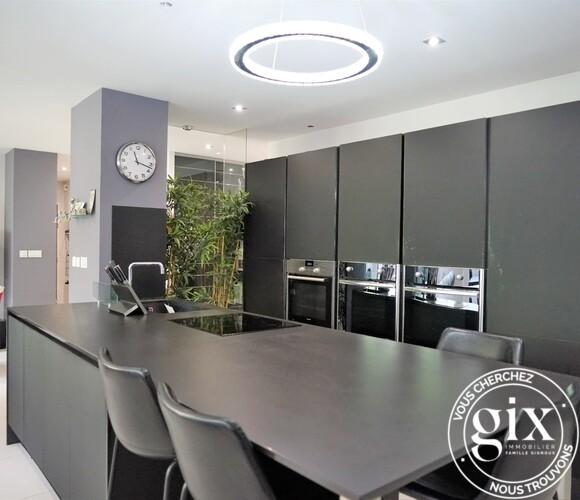 Vente Appartement 5 pièces 113m² Grenoble (38000) - photo