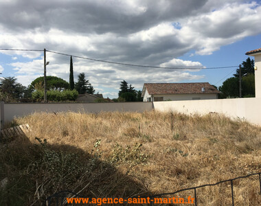 Vente Terrain 325m² Montélimar (26200) - photo