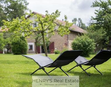 Sale House 10 rooms 520m² Beaurepaire (38270) - photo