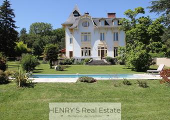 Vente Maison 10 pièces 390m² Hauterives (26390) - photo