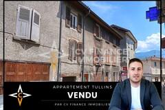 Vente Maison 3 pièces 50m² Tullins (38210)