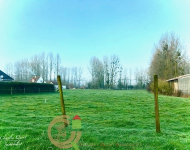 Vente Terrain 1 250m² Montreuil (62170) - photo