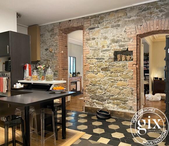 Vente Appartement 5 pièces 120m² Grenoble (38000) - photo