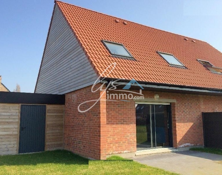 Vente Maison 8 pièces 82m² Sailly-sur-la-Lys (62840) - photo