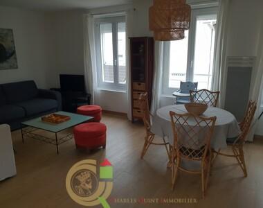 Vente Appartement 3 pièces 55m² Étaples sur Mer (62630) - photo