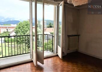 Vente Appartement 5 pièces 81m² Échirolles (38130) - Photo 1