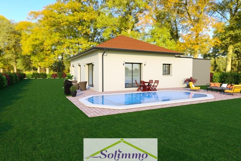 Vente Maison 4 pièces 92m² Aoste (38490) - photo