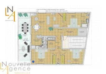 Location Appartement 4 pièces 98m² Saint-Denis (97400) - Photo 1