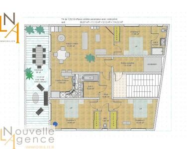 Location Appartement 4 pièces 98m² Saint-Denis (97400) - photo