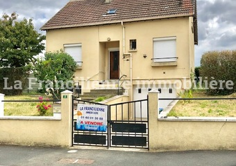 Vente Maison 4 pièces Saint-Soupplets (77165) - Photo 1