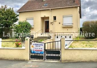 Vente Maison 4 pièces Saint-Soupplets (77165) - photo
