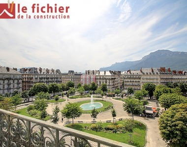 Vente Appartement 7 pièces 188m² Grenoble (38000) - photo
