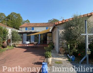 Vente Maison 5 pièces 165m² Thénezay (79390) - photo